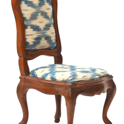 Upholstered Slipper Chair Dining Room Chairs Wood Antique Chairish