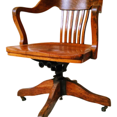 Old Wooden Barrel Chairs Dorm Room Chair Bed Marble And Shattuck Oak Back Swivel Chairish