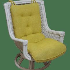 Swivel Chair Egg Covers Wedding Ebay Vintage Rattan Chairish