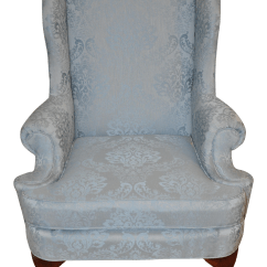 Queen Anne Style Chairs Stretch Chair Covers For Folding Thomasville Chairish