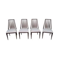Widdicomb Mid-Century Modern Dining Chairs - 4 | Chairish