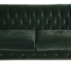 Anthropologie Sofa Ebay Express Delivery Sofas Chesterfield Green Velvet Njut Av Och Känna Till