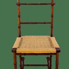 Bedroom Wardrobe Chair Valet Kitchen High Chairs Vintage Italian Faux Bamboo Mahogany Wood Folding Chairish