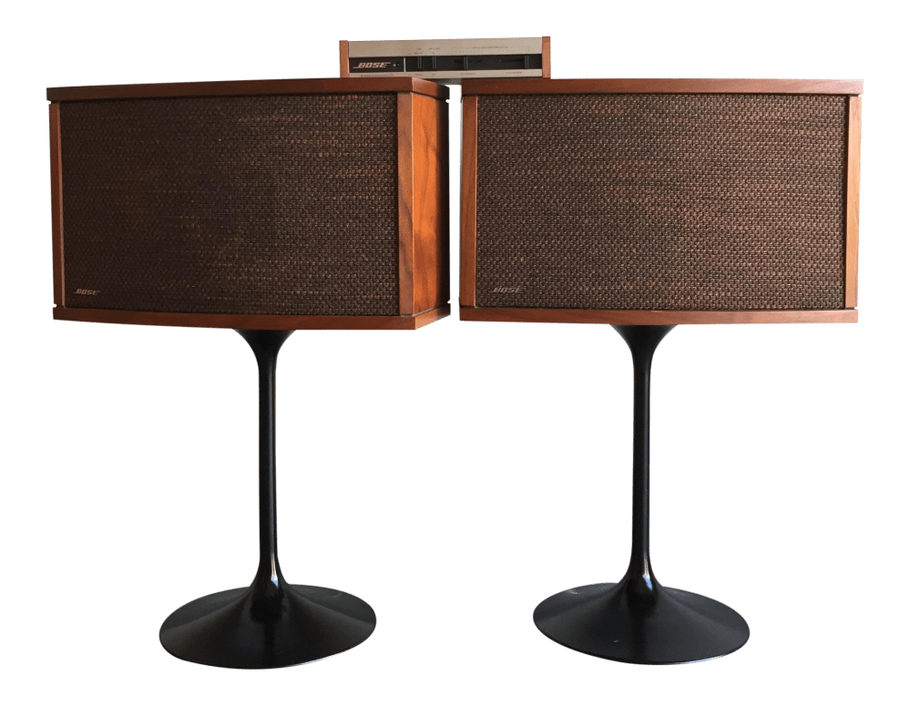 medium resolution of vintage 1978 bose 901 series iv speakers stands equalizer manual chairish