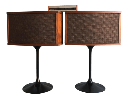 small resolution of vintage 1978 bose 901 series iv speakers stands equalizer manual chairish