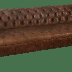 Ralph Lauren Home Chesterfield Sofa Connection Nashville Brown Leather Chairish