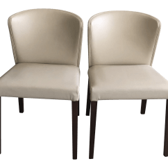 Mid Century Barrel Dining Chair Heated Camping Crate Italian Modern Chairs A Pair Chairish