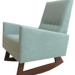 Rocking Chairs Nursery Ireland Zebra Saucer Chair Mid Century Modern Style Chairish