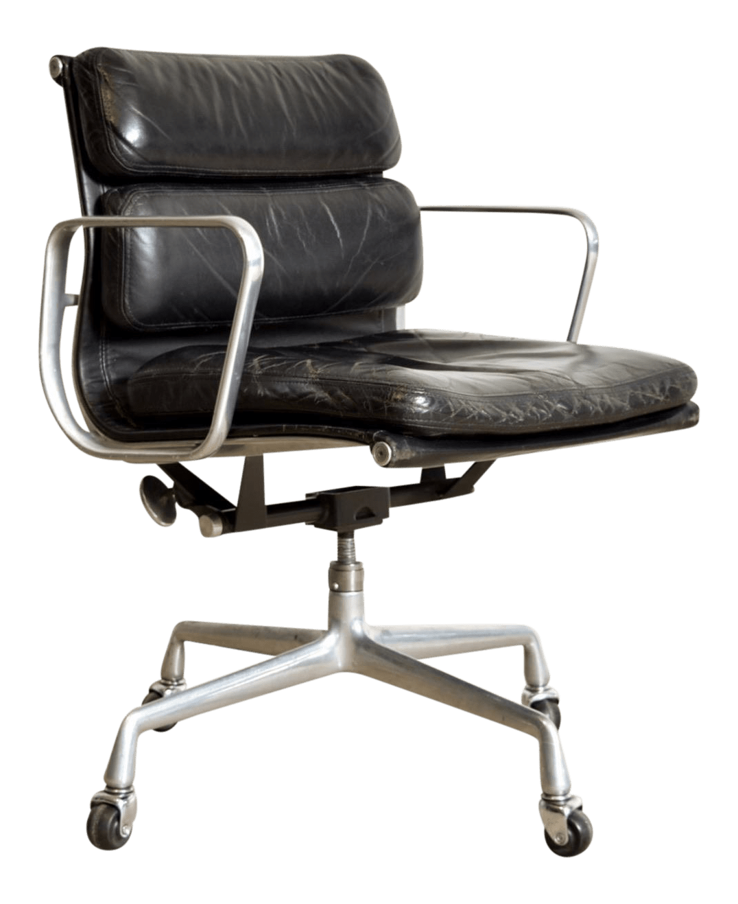 Herman Miller Eames Office Chair Original Eames For Herman Miller Aluminum Group Soft Pad