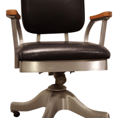 Vintage Office Chairs Hire Chair Covers Johannesburg Shaw Walker Propeller Swivel Chairish