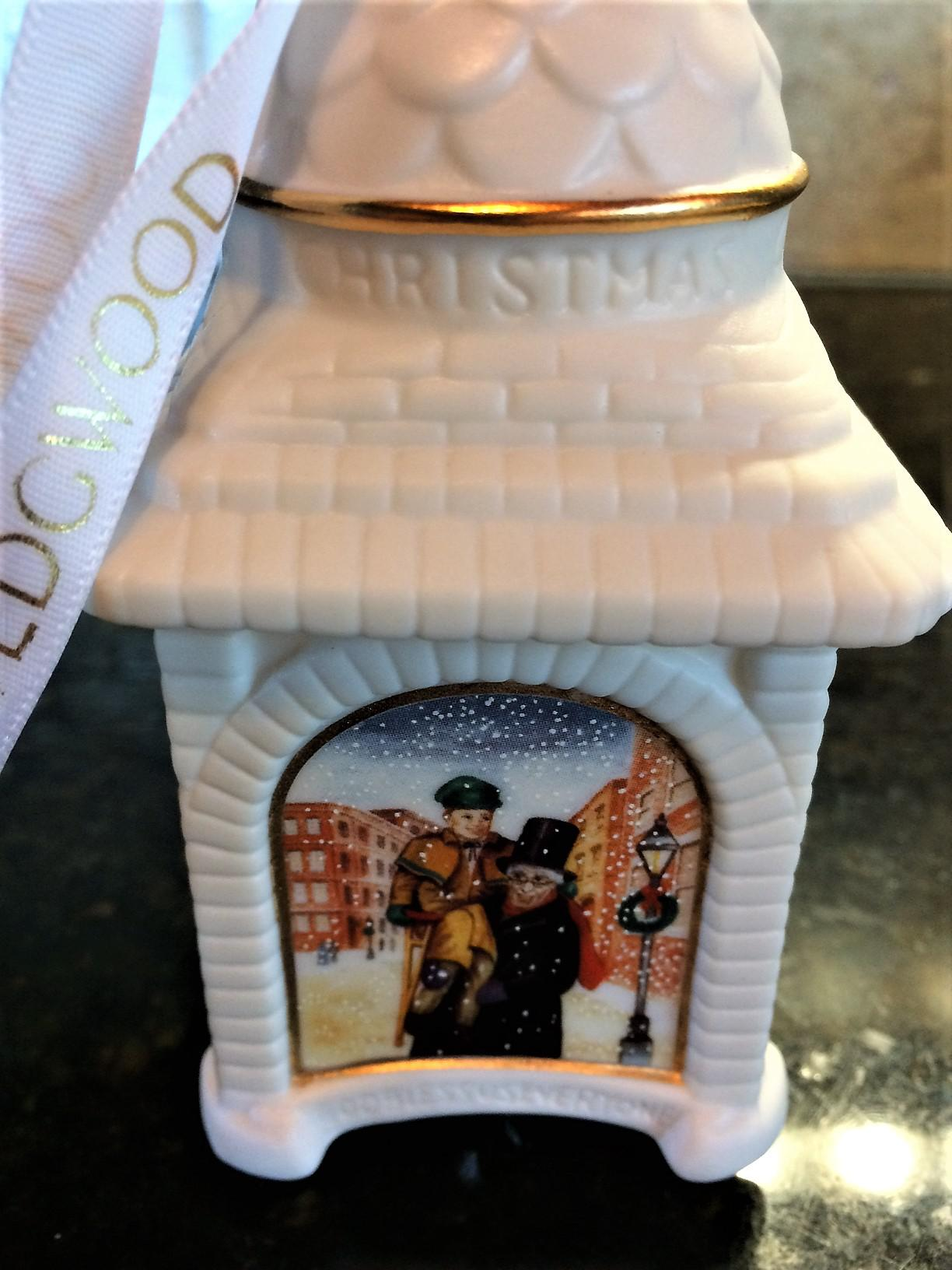 Dickens Christmas Ornaments