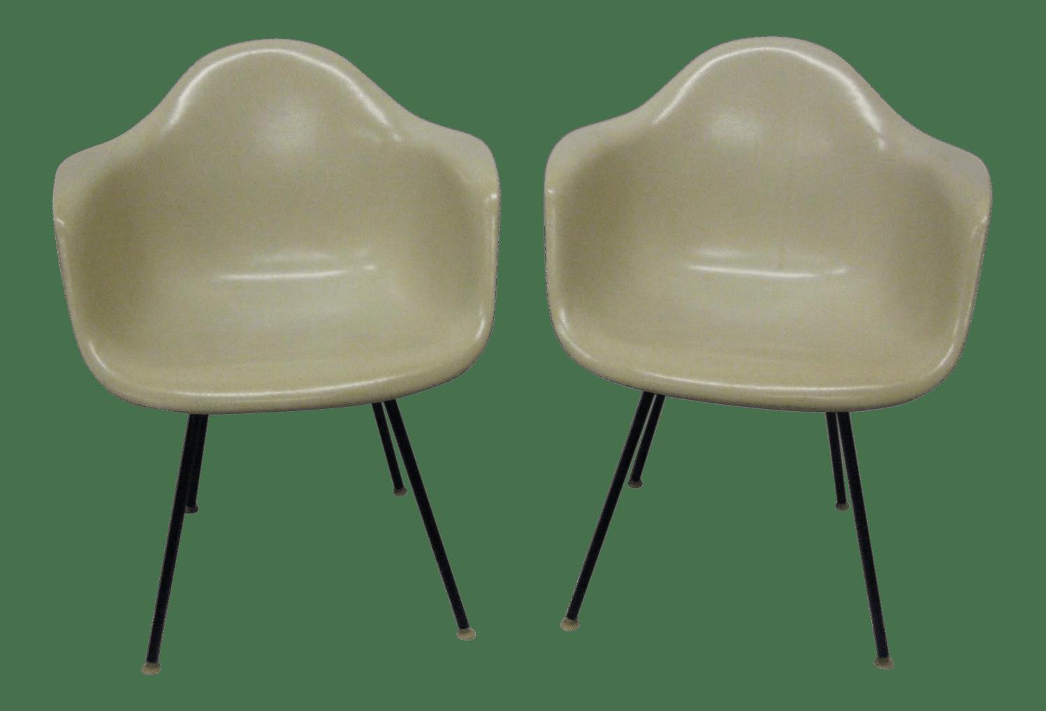 eames arm chair antique chairs ebay 1957 mid century modern a pair chairish