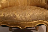 19th Century French Reupholstered Louis Philippe Child ...