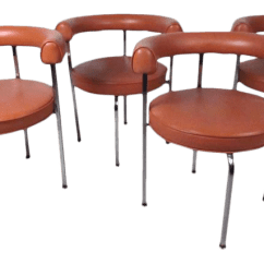 Le Corbusier Chair Sun Lounge Chairs Target Gently Used Furniture Up To 50 Off At Chairish Vintage Modern Style Dining Set Of 4