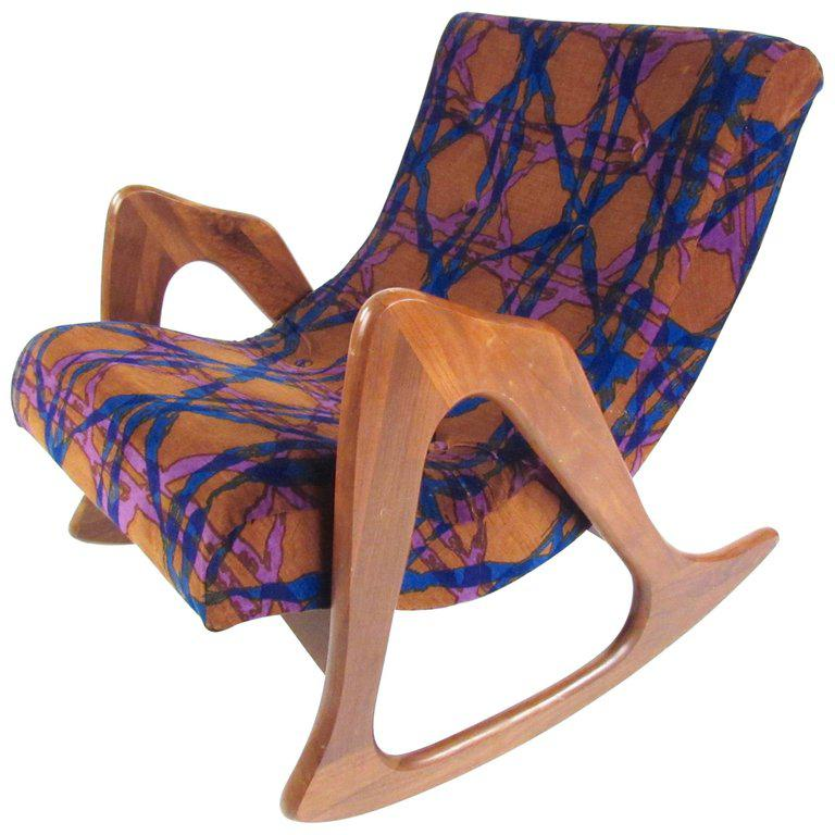 adrian pearsall rocking chair simple wood folding plans superior by craft associates decaso for sale image 13 of