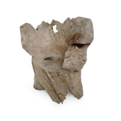 Tree Stump Chairs Tommy Bahama Beach Organic Chair Chairish Beautiful Natural Form Teak Solid Sun Bleached Wood With Interesting Shape
