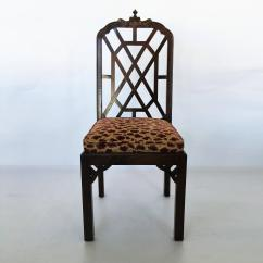 Chippendale Dining Chair Back Massager For Incredible Six Chinese Chairs Decaso Brown Sale Image 8 Of 11