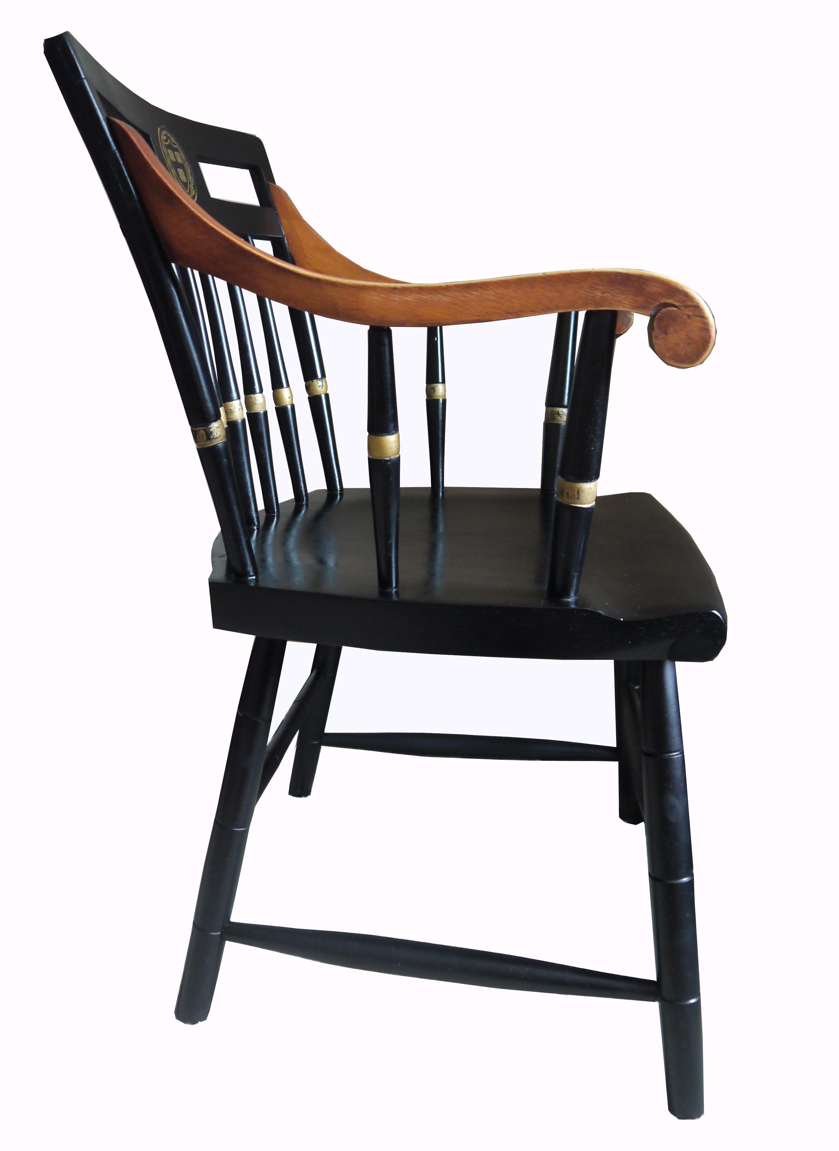 harvard chair for sale menards lawn chairs a penny vintage nichols stone windsor chairish early american image 3 of 10