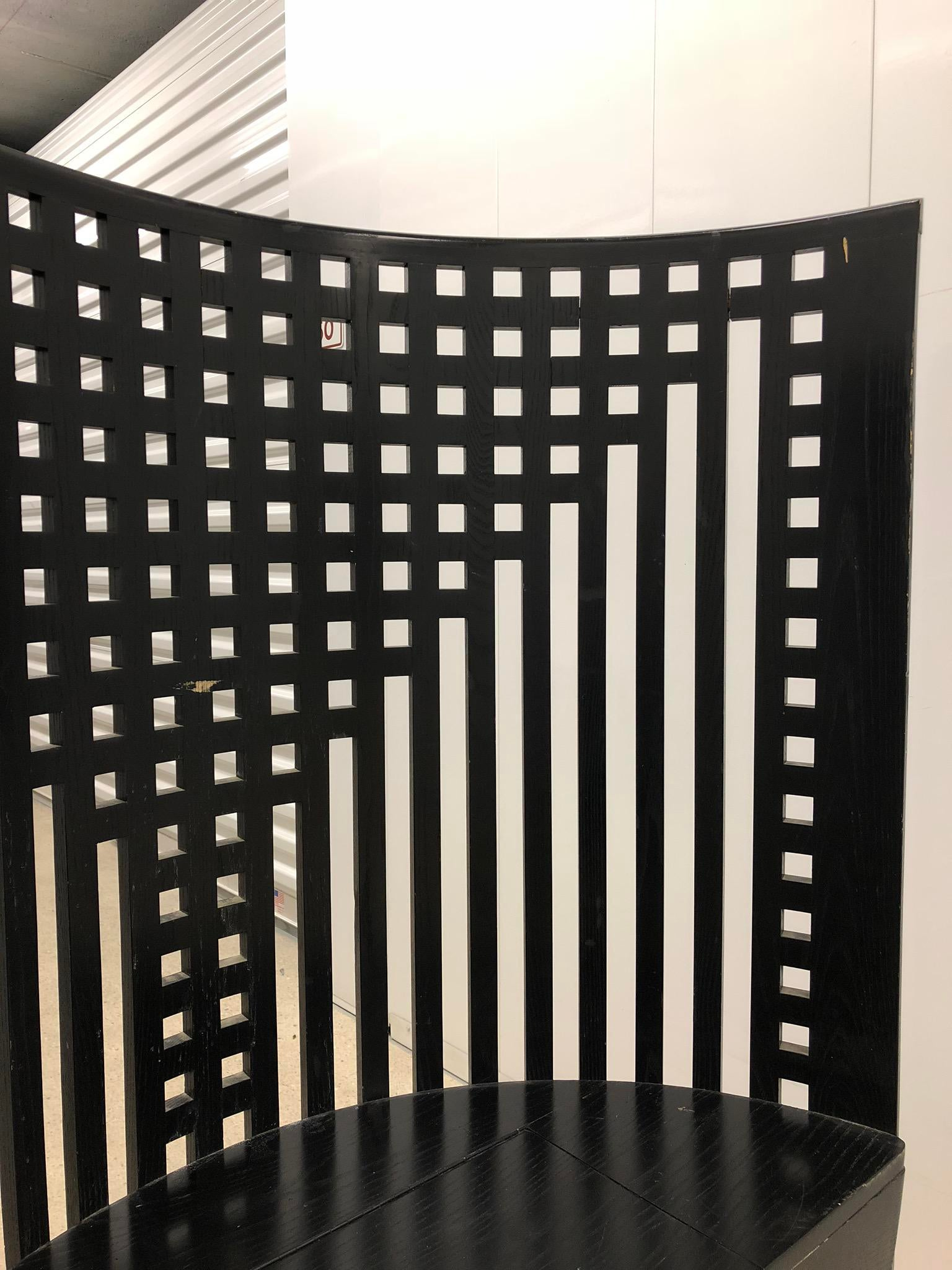 charles rennie mackintosh willow chair windsor with arms chairish for sale in chicago image 6 of 11