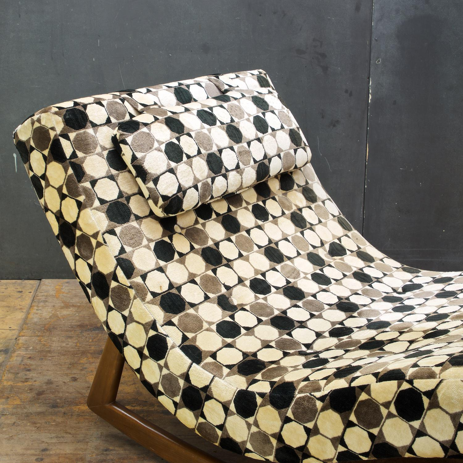 adrian pearsall rocking chair santa covers uk wave rocker chaise chairish for sale in washington dc image 6 of