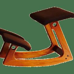 Ergonomic Chair Norway Gel Cushion Reviews Balans Norwegian Mid Century Teak Rocker Chairish For Sale