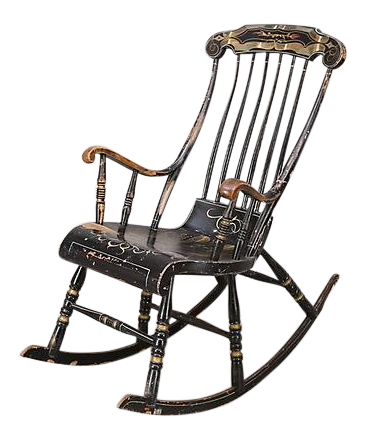 antique rocking chairs for sale sling chair replacement fabric canada vintage used chairish swedish