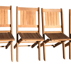 Vintage Wooden Chairs Korda Fishing Chair Folding Set Of Six Chairish