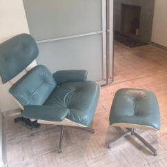 Selig Eames Chair Antique Birthing For Sale Lounge Ottoman Rare Color Mint Condition Once In A Lifetime Style And Made By The Venerable Manufacturing