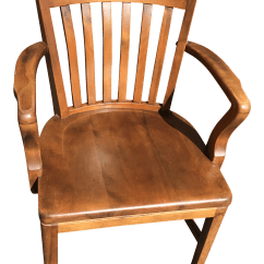 Sikes Chair Company Cheap Cover 1940s Vintage The Bank Of England Courthouse Arm Chairish