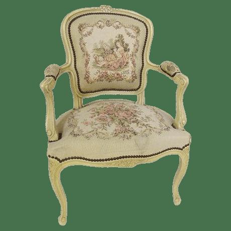 louis xv chair wire desk 1950 s chairish for sale