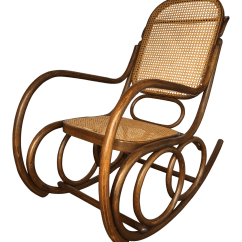 Old Fashioned Rocking Chairs Real Leather Dining Vintage Used For Sale Chairish Image Of Shabby Chic
