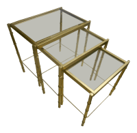 Vintage & Used Nesting Tables | Chairish