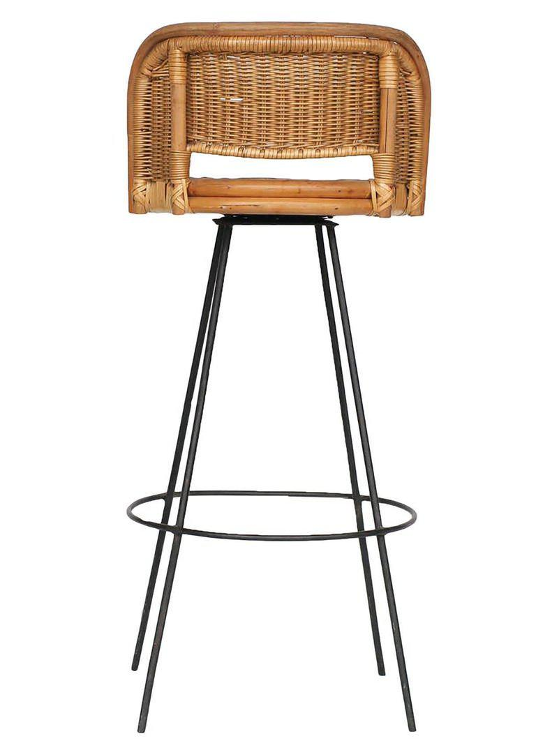 seng chicago chair hammock stand white incredible of swivel wicker and iron bar stools pair for sale image 4