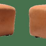 De Sede Ds Cognac Leather Ottoman Chairish