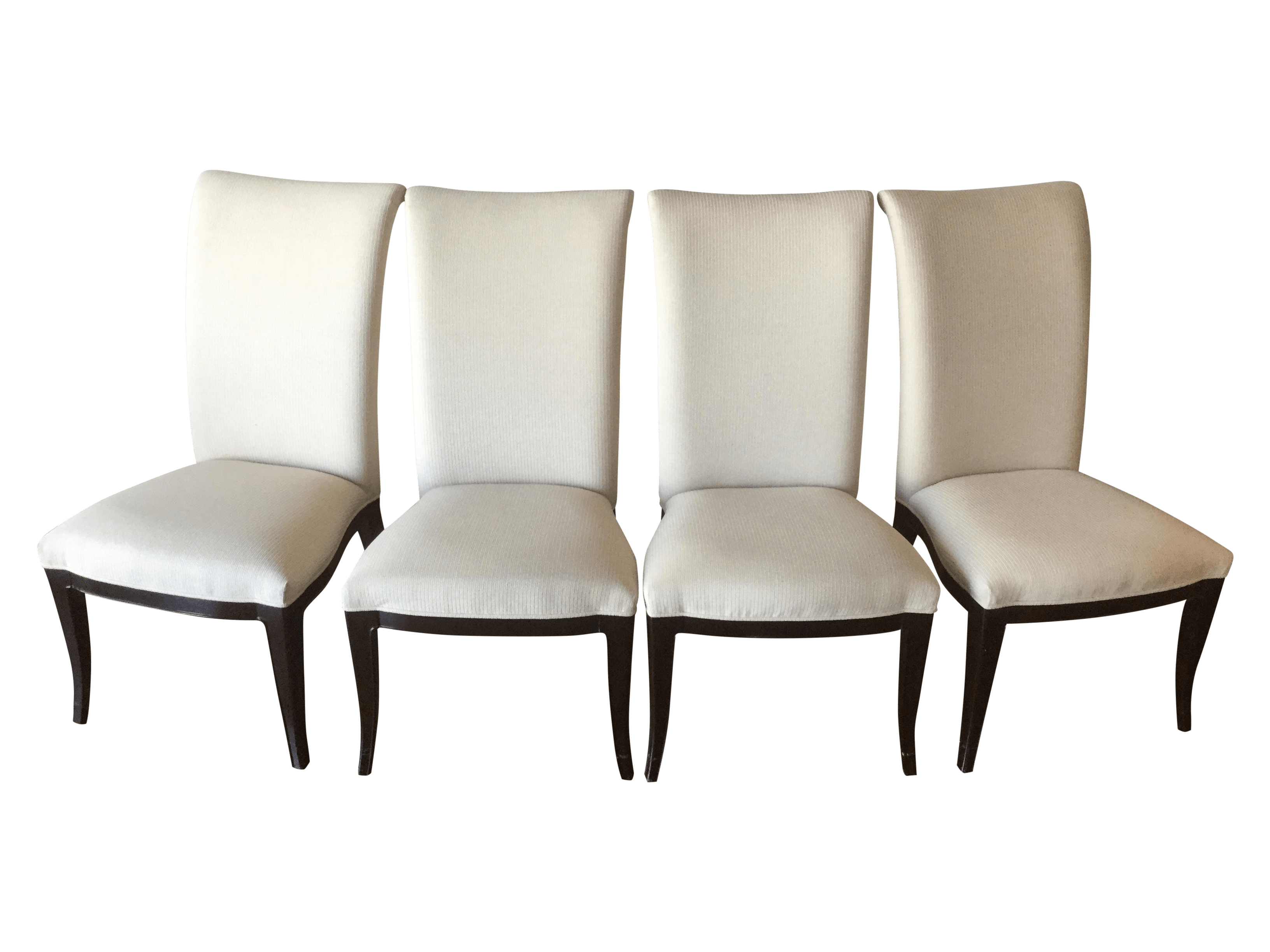 s dining chair sit me up baby activity toys thomasville nocturne upholstered chairs 4 chairish for sale