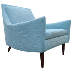 Turquoise Lounge Chair Wicker Swivel Glider Mid Century Danish Modern Style Chairish For Sale