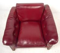 Mid-Century Modern Rosewood Lounge Chair by Milo Baughman ...