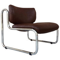 Vintage & Used Italian Club Chairs
