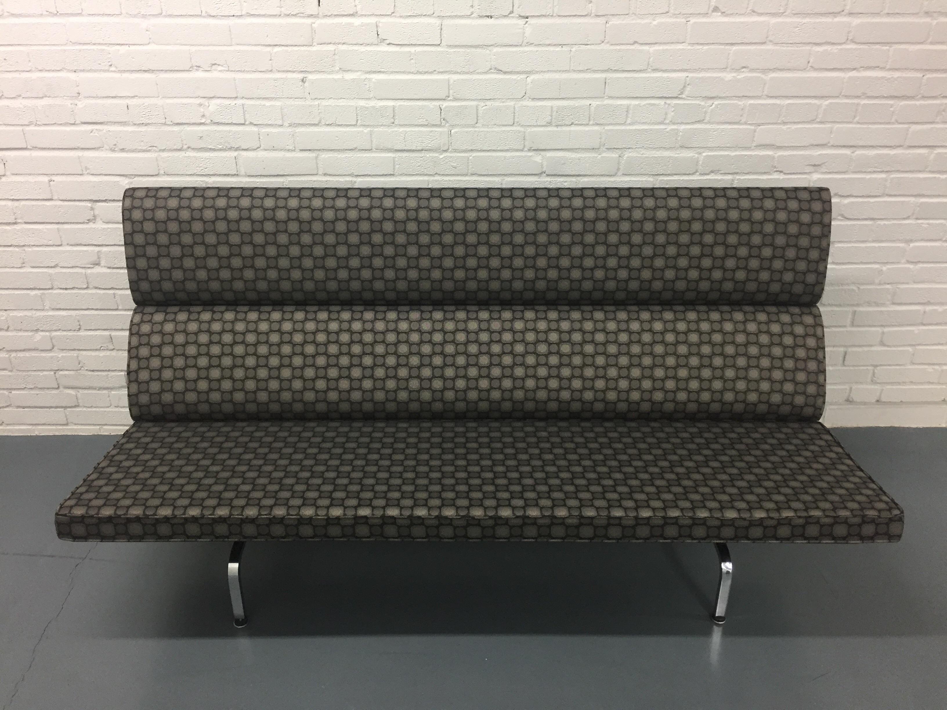 eames sofa compact m s set chairish 2000s for sale image 5 of