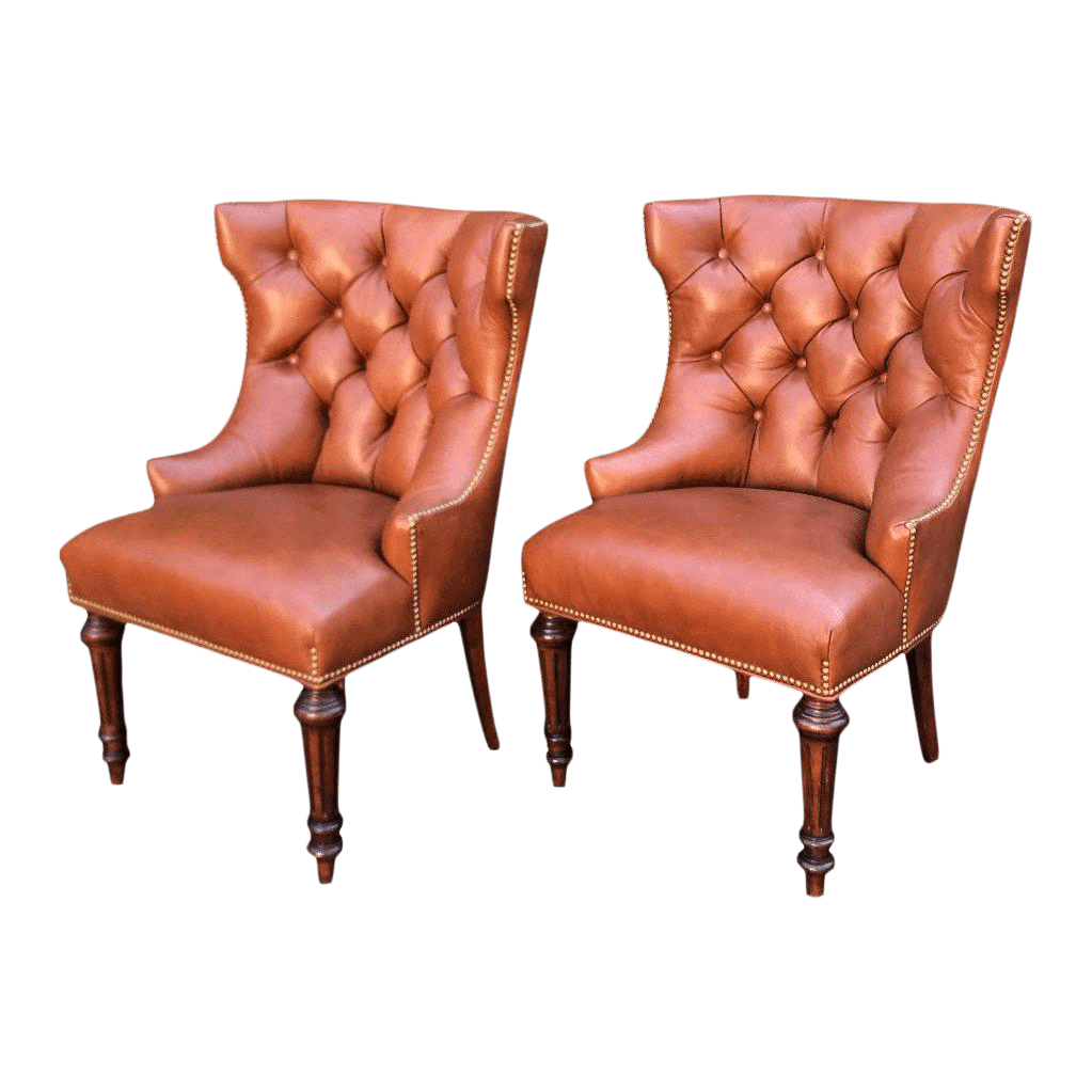 Used Wingback Chairs Vintage Used Wingback Chairs For Sale Chairish
