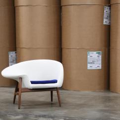 Fried Egg Chair Walmart Computer Desk Chairs Hans Olsen Lounge Chairish Danish Modern For Sale Image