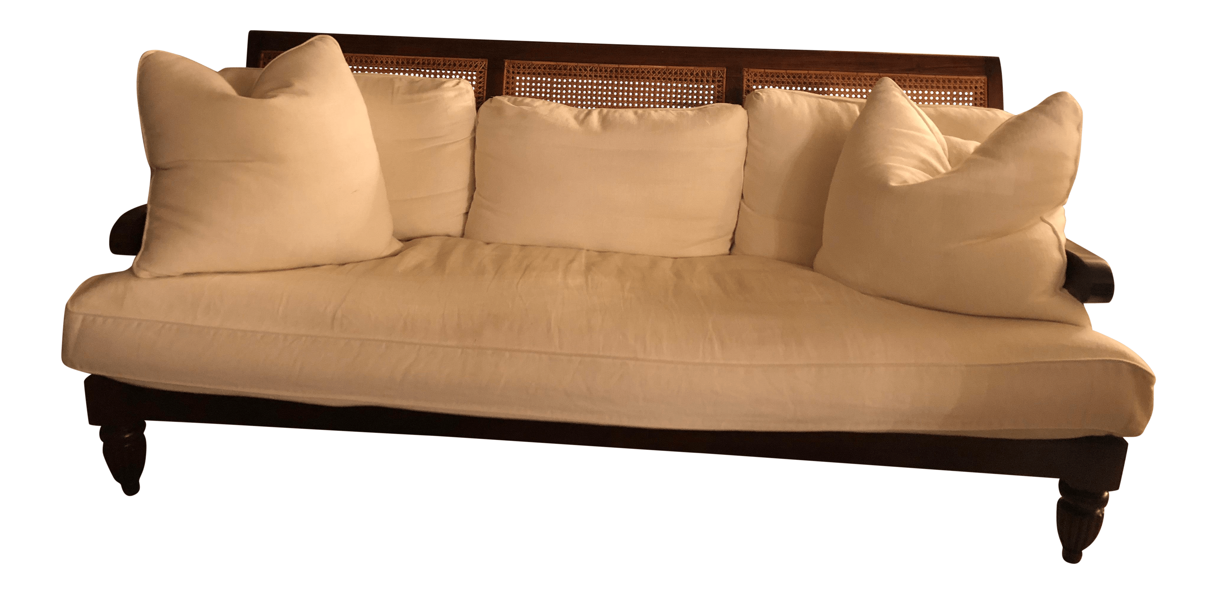 colonial sofa sets bed and design robert lighten british chairish for sale