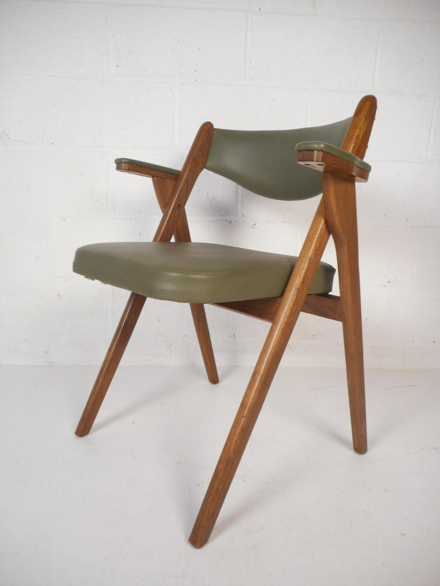coronet folding chairs quick chair covers set of four midcentury by norquist products mid century modern for sale