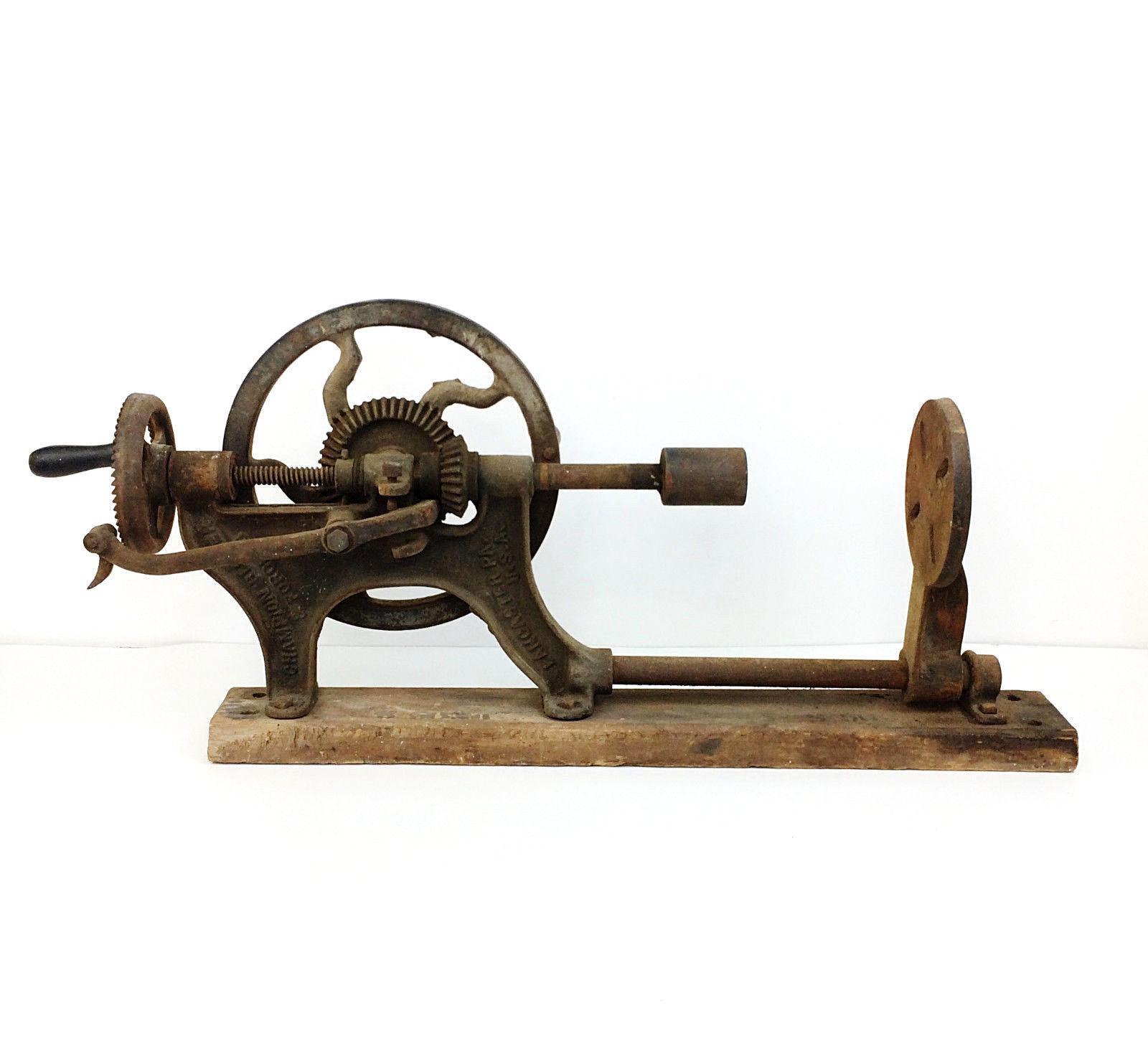 Crank Drill Press