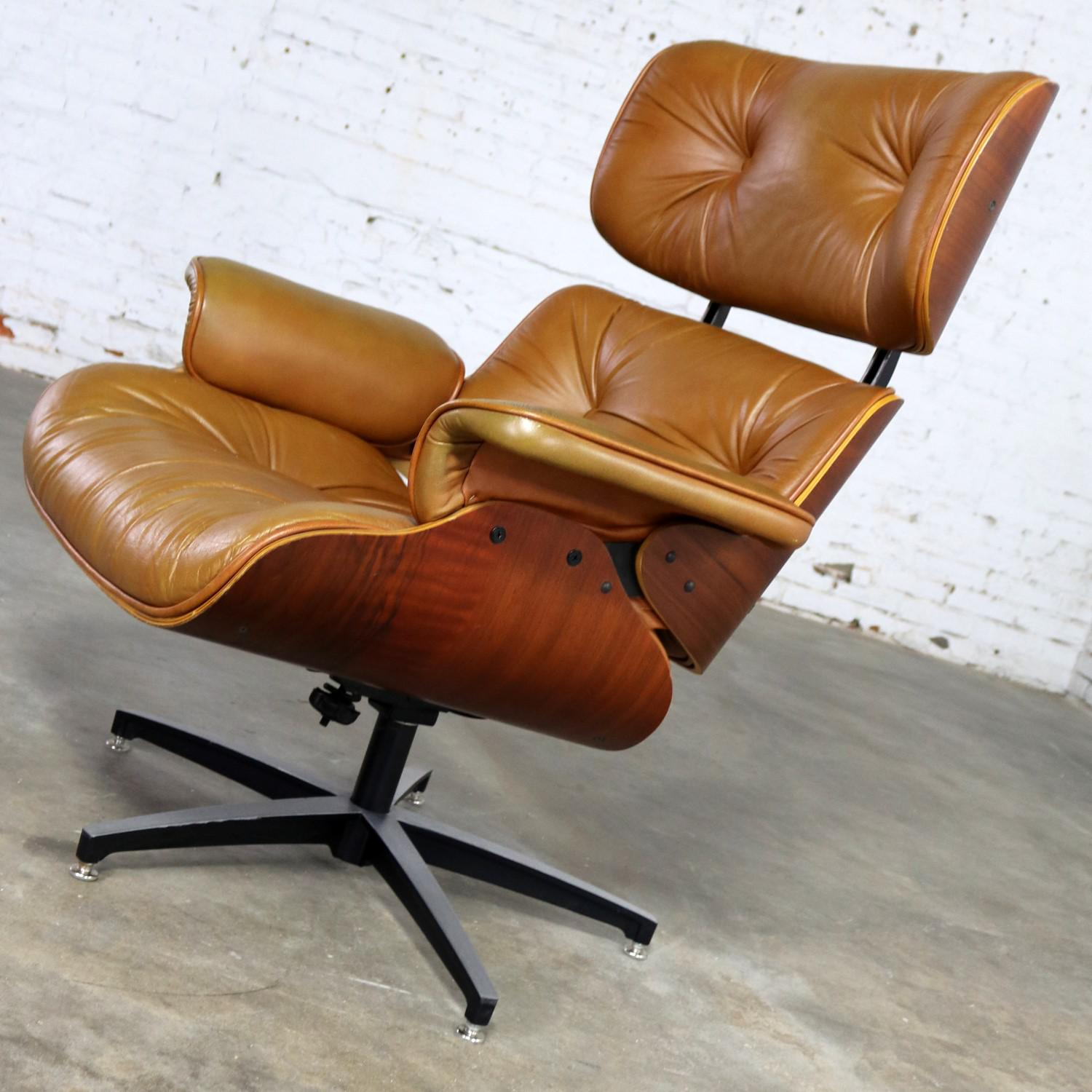 selig eames chair theater seat covers mid century modern lounge attributed to plycraft and in 20th the style