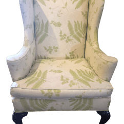 Hickory Chairs For Sale Hanging Chair Van Gently Used Furniture Up To 70 Off At Chairish 1980s Vintage Upholstered Wingback