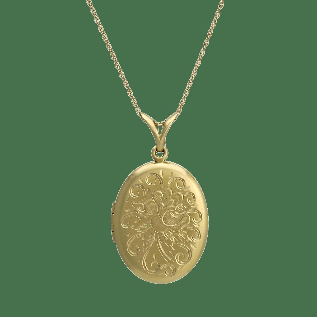 victorian revival 14k gold