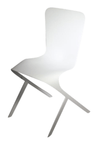Washington Skin Nylon Chair by Knoll | Chairish