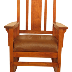 Rocking Chair Antique Styles Folding Chairs At Sam S Club Vintage Restoration Hardware Mission Style Arts Crafts