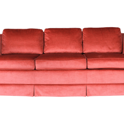 Colonial Wingback Sofas Wicker Furniture Sofa Cushions Vintage Used For Sale Chairish Hickory Fry Coral Velvet Curved